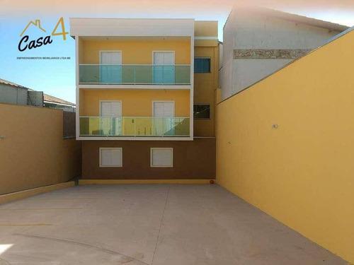 Apartamento Com 2 Dormitórios À Venda, 40 M² Por R$ 230.000,00 - Vila Santa Teresa (zona Leste)  - São Paulo/sp - Ap0247