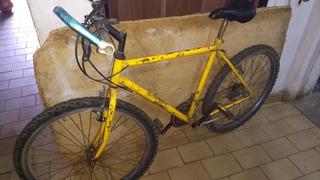 Bicicleta Mountan Bike Rodado 26