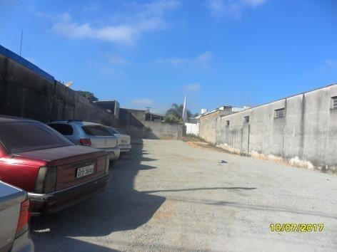 Terreno Comercial Em Braz Cubas - Loc70120