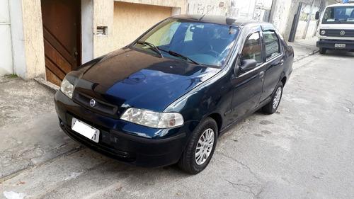 Fiat Siena 2001 Ex 1.0 16valv. 4 Portas Verde Lindo, Lindo!