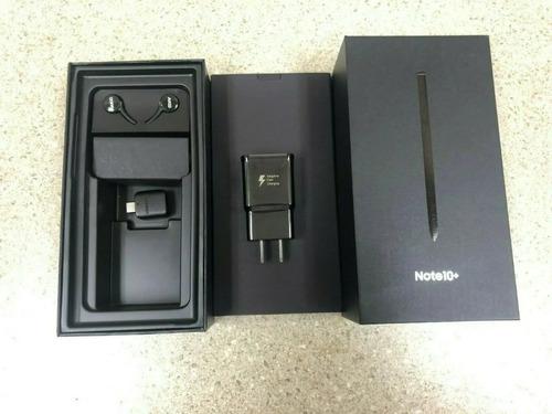 Nuevo Samsung Galaxy Note 10+ Plus (5g) 256gb
