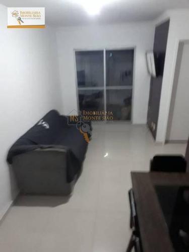 Imagem 1 de 25 de Apartamento Garden Com 2 Dormitórios À Venda, 48 M² Por R$ 165.000,00 - Cidade Parque Alvorada - Guarulhos/sp - Gd0001