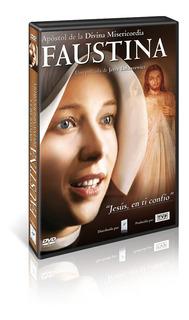 Faustina - Apóstol De La Div Misericordia - Dvd - Psj