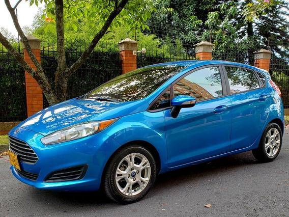 Ford Fiesta Se/s 1.6 M/t Hatchback 2014