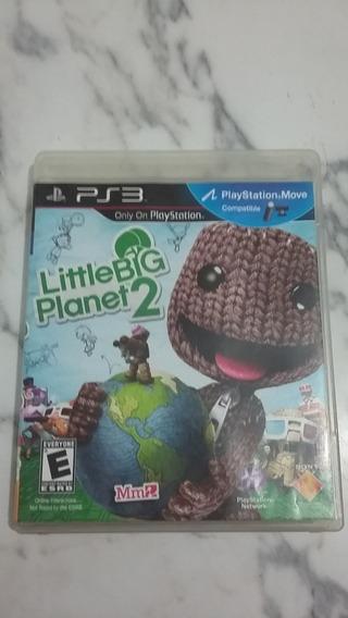 Jogo Ps3_litle Big Planet 2