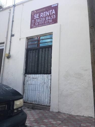 Excelente Bodega Renta En Colonia Moderna, Guadalajara.