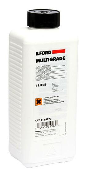 Revelador Ilford Multigrade Para Papel Fotográfico - 1l