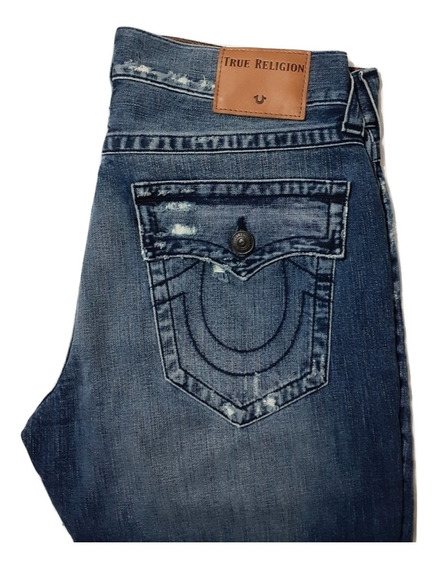 True Religion Jeans Para Caballero 33x33. Revivl.