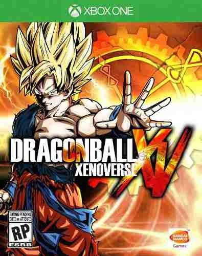 Jogo Midia Fisica Novo Dragon Ball Xenoverse Para Xbox One