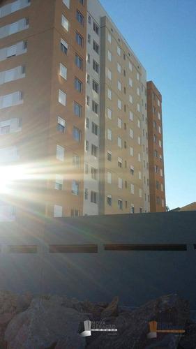 Apartamento À Venda, 65 M² Por R$ 166.500,00 - Santa Fé - Caxias Do Sul/rs - Ap0475