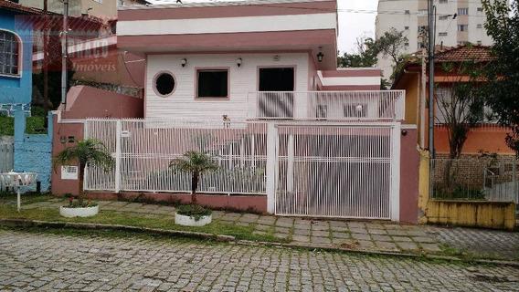 Casa Residencial À Venda, Centro Alto, Ribeirão Pires. - Ca0556