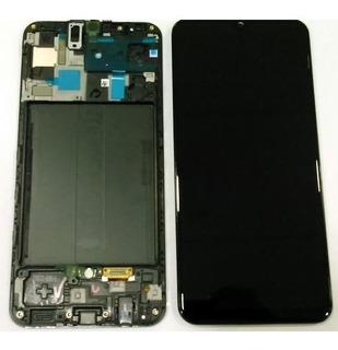 Pantalla Lcd Con Tactil Samsung A20 Original