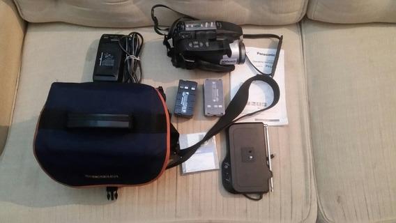 Palmcorder Panasonic Pc-l850 (não Funciona Ler Descrição)