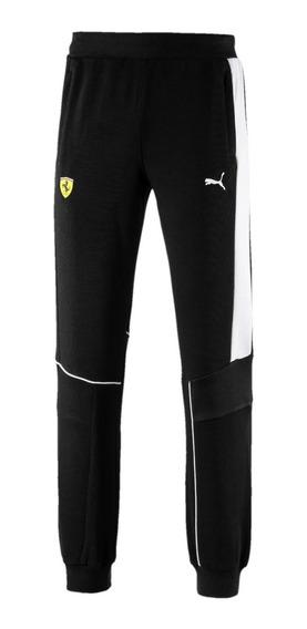 Pantalon Puma Ferrari Sweat Neg De Hombre