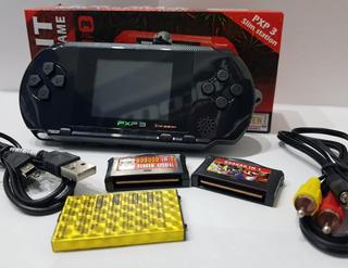 Consola Sega Portatil 150 Juegos Clasicos Recargable Tv