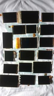Lote Com 60 Displays De Varios Modelos Funcionando