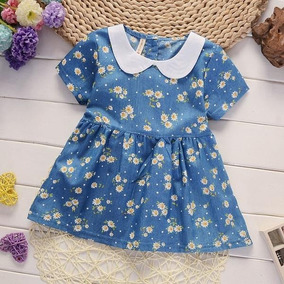 Lindo Vestido Floral Para Bebês