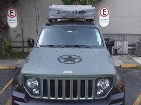 Jeep Cherokee 3.7 Limited Aut. Verde Militar Impecável