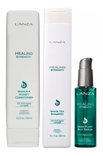 Lanza Healing Strength Kit (3 Produtos)