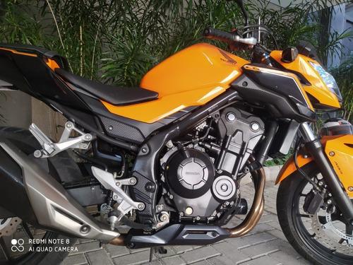 Moto Honda Cb 500fr