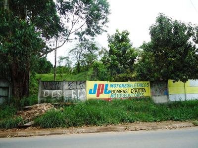 Ref: 8937 Parque Rincão - Terreno C/1.200m² - P/locação R$6. - 8937