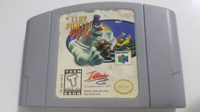 Clay Fighter 63 1/3 Nintendo 64