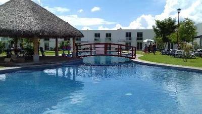 Preventa Casa Con Alberca Y Jardín Gigantes En Morelos