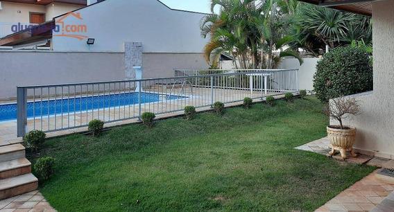 Sobrado Com 4 Dormitórios Para Alugar, 360 M² Por R$ 7.000/mês - Jardim Aquarius - São José Dos Campos/sp - So1258