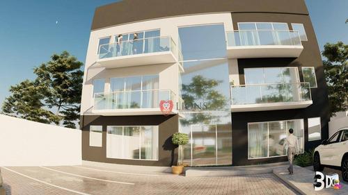 Apartamento Com 2 Dormitórios À Venda, 55 M² Por R$ 230.000 - Parque Dos Anjos - Gravataí/rs - Ap0782