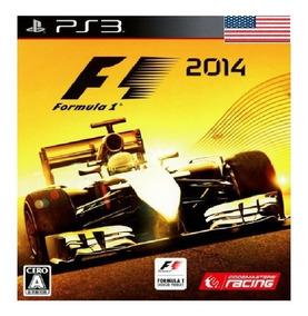F1 2014 Ps3 Midia Digital Inglês Envio Ja Promoção F1 14