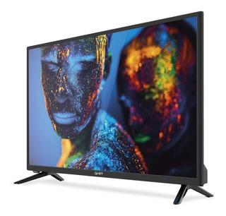 Pantalla Smart Tv Ghia 32 Pulgadas Led Con Netflix
