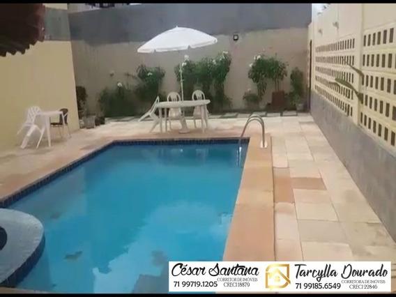 Triplex Praia Do Flamengo Salvador - Ca00361 - 32950468