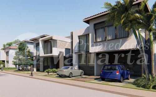 Imagen 1 de 10 de Casa En Venta En Flamingos Nuevo Vallarta