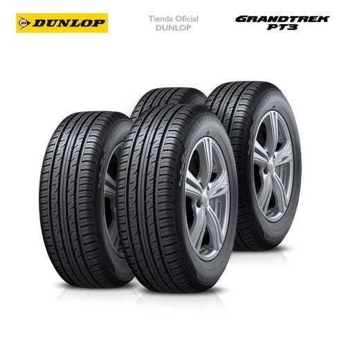 Kit X4 265/70 R16 Dunlop Grandtrek Pt3 + Tienda Oficial