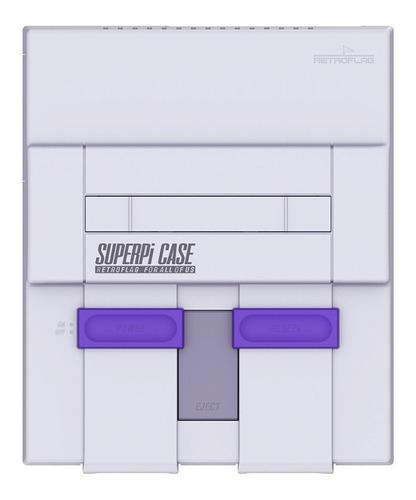 Retroflag Superpi Case Para Raspberry Pi 3b+2b 3b Deluxe