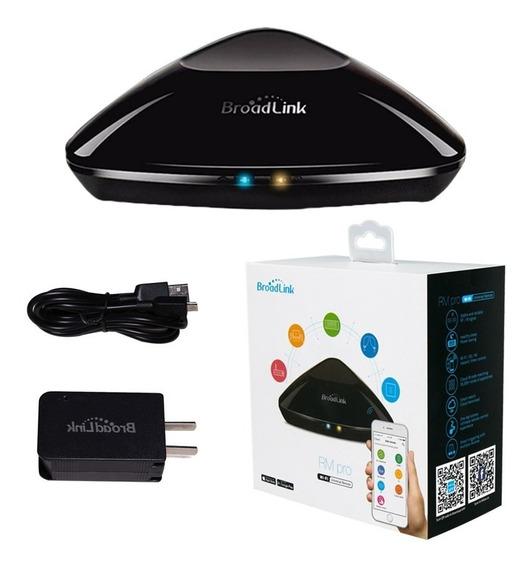 Broadlink Rm Pro+ Controle Remoto Wifi Ir/rf Pronta Entrega!