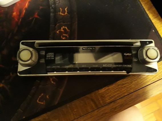 Cd Player Sony Xplod Ca 537 Xg