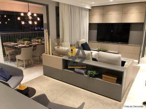 Apartamento Com 3 Dormitórios À Venda, 87 M² Por R$ 872.000,00 - Jardim Brasil - Campinas/sp - Ap6579
