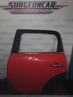Puertas Traseras Mini Cooper S All 2010
