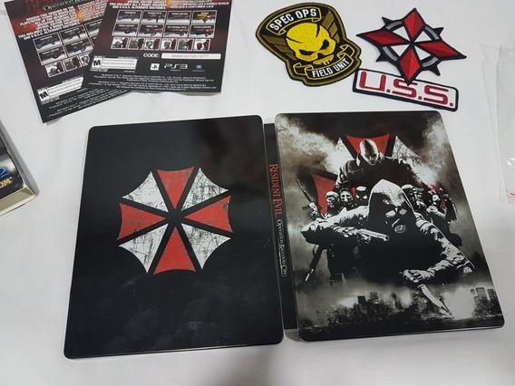 Resident Evil:operation Raccoon City Edicao De Colecionador