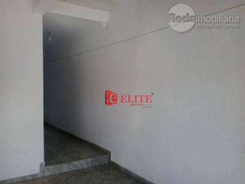 Sobrado Com 3 Dormitórios À Venda, 160 M² Por R$ 425.000,00 - Residencial Bosque Dos Ipês - São José Dos Campos/sp - So0204