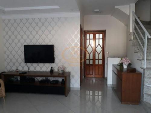 Imagem 1 de 19 de Casa  Com 3 Dormitório(s) Localizado(a) No Bairro Vila Valença Em São Vicente / São Vicente  - 5796