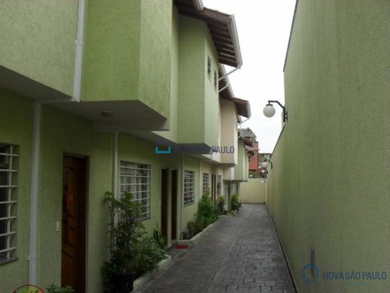 Casa Em Condomínio No Planalto Paulista - Bi20743
