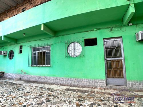 Imagem 1 de 9 de Casa Com 1 Dormitório Para Alugar, 40 M² Por R$ 450,00/mês - Vila Leopoldina - Duque De Caxias/rj - Ca0379