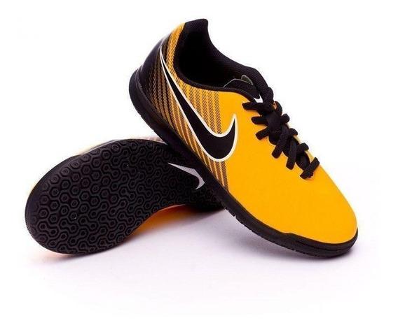 Tênis De Futsal Nike Magistax Ola 2 - Infantil - Original