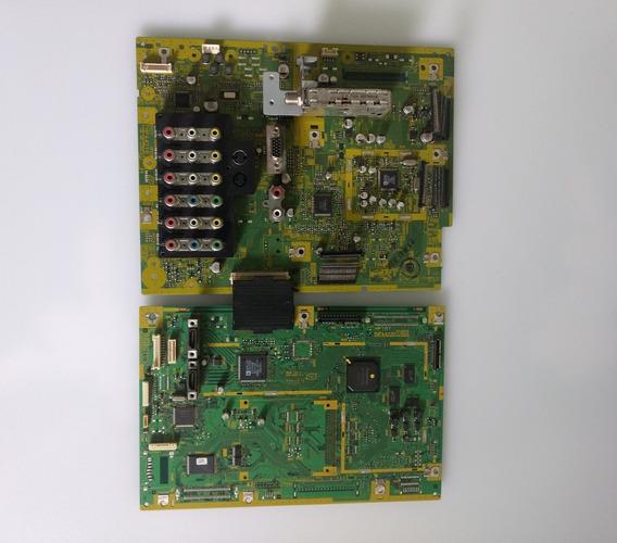 Placa Principal Tv Panasonic Th42pv70lb