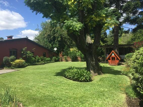 Venta Casa Con Pileta Y Quincho - Bella Vista