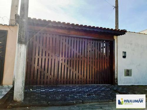 Casa Com 2 Dorms, Itaóca, Mongaguá - R$ 235 Mil, Cod: 829532 - V829532