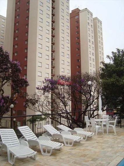 Apartamento Mobiliado 2 Dormitórios Lazer Completo Em Itaquera - A7788