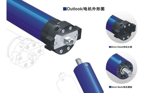 Simulado t5 rolladenmotor 30//17 tubo motor rolladenantrieb roll cargar sw60 nuevo